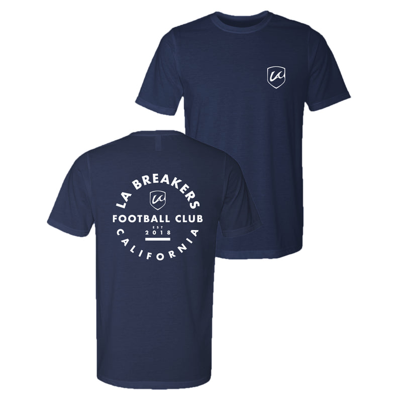 LA BREAKERS CLUBHOUSE UNISEX SHORT SLEEVE TEE