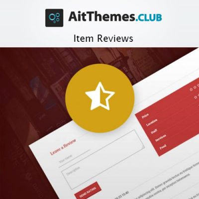 AIT Item Reviews