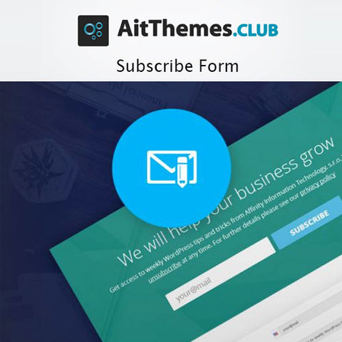 AIT Subscribe Form