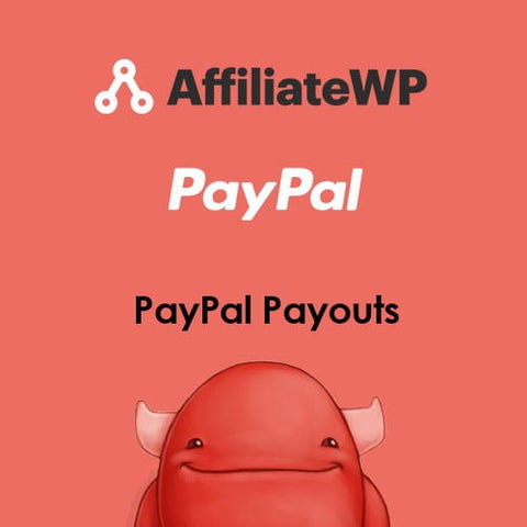 AffiliateWP – PayPal Payouts