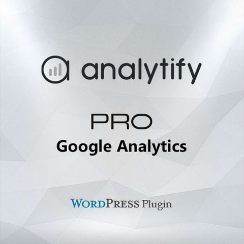 Analytify Pro Google Analytics Plugin