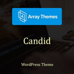 Array Themes Candid WordPress Theme