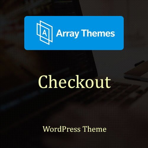 Array Themes Checkout WordPress Theme