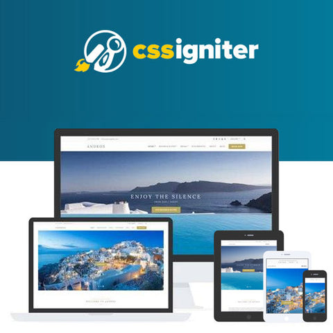 CSS Igniter Lense WordPress Theme