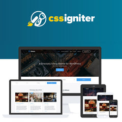 CSS Igniter Listee WordPress Theme