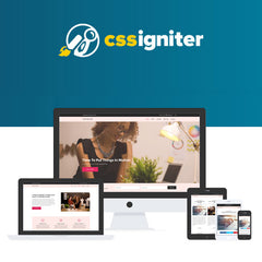 CSS Igniter Spencer WordPress Theme
