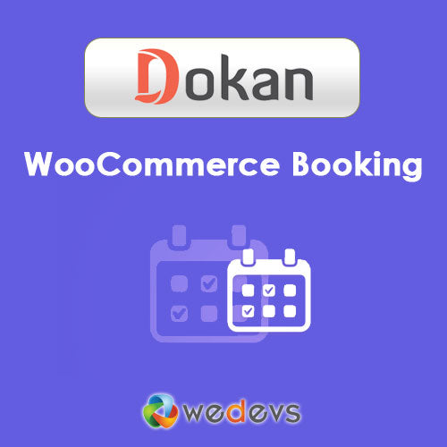 Dokan – WooCommerce Booking Integration