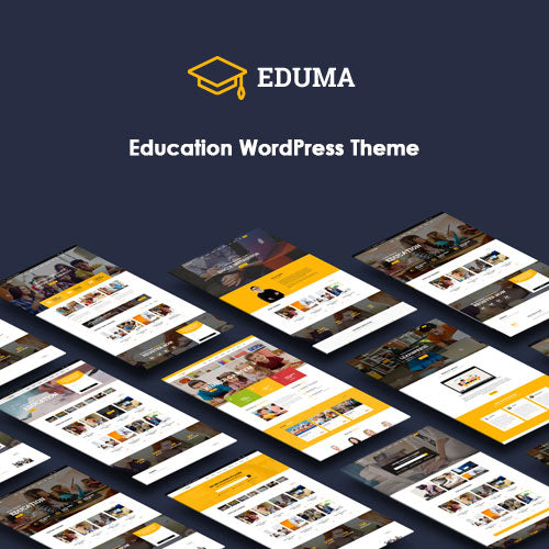 Eduma – Education WordPress Theme