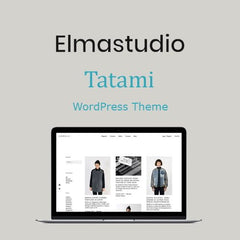 ElmaStudio Tatami WordPress Theme