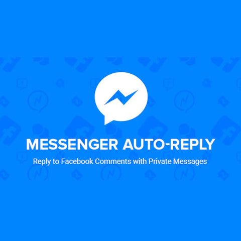 Facebook Messenger Auto-Reply