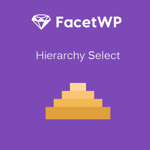 FacetWP – Hierarchy Select