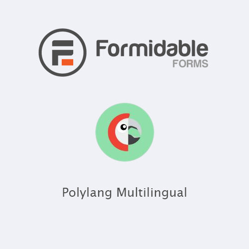 Formidable Forms – Polylang Multilingual