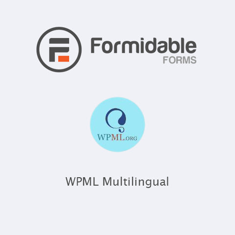 Formidable Forms – WPML Multilingual