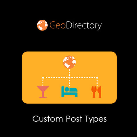 GeoDirectory Custom Post Types