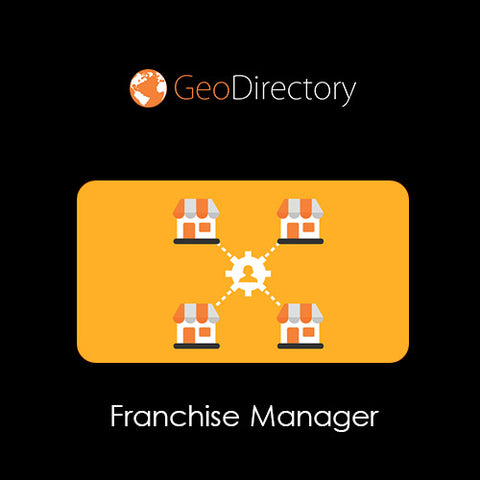 GeoDirectory Franchise Manager