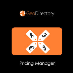 GeoDirectory Pricing Payment Manager