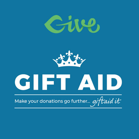 Give – Gift Aid