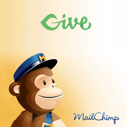 Give – MailChimp