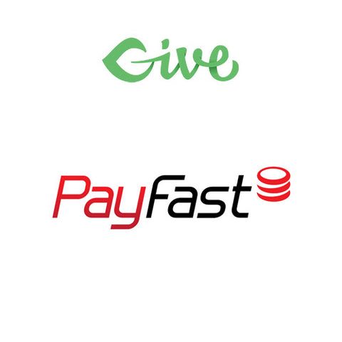 Give – Payfast Payment Gateway