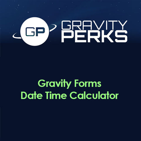 Gravity Perks Gravity Forms Date Time Calculator