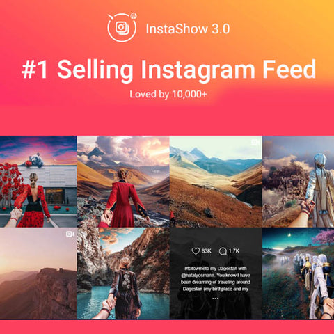 Instagram Feed – WordPress Gallery for Instagram