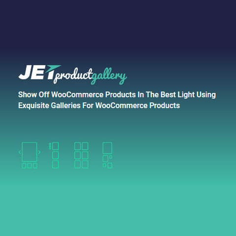 JetProductGallery For Elementor