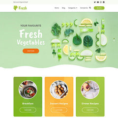 MyThemeShop Fresh WordPress Theme
