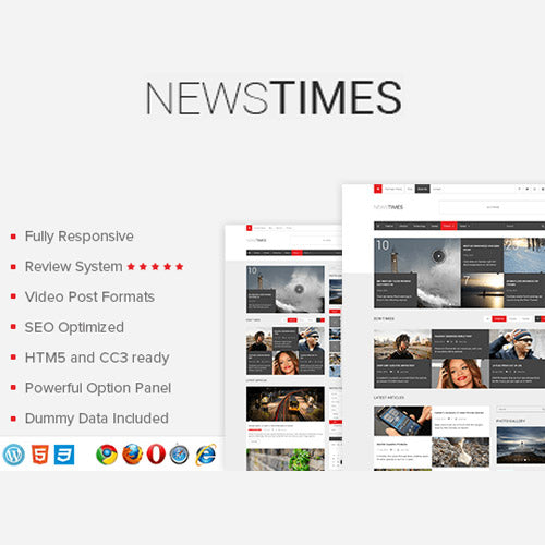 MyThemeShop NewsTimes