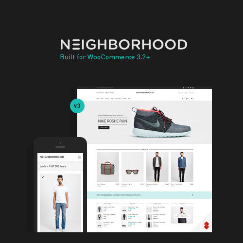 Neighborhood – Responsive Multi-Purpose Shop Theme