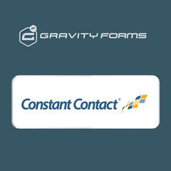 Gravity Forms Constant Contact Addon