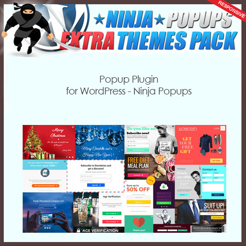 Ninja Popups – Popup Plugin for WordPress