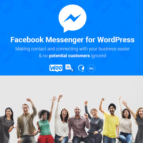 NinjaTeam Facebook Messenger for WordPress