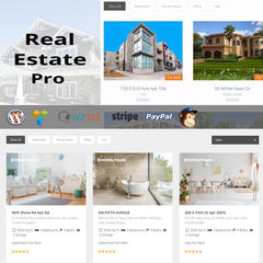 Real Estate Pro – WordPress Plugin