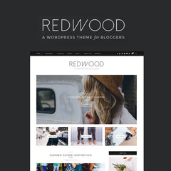 Redwood – A Responsive WordPress Blog Theme