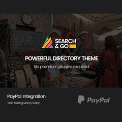 Search & Go – Smart Directory Theme
