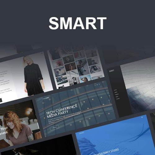 Smart – Responsive Multi-Purpose WordPress Theme