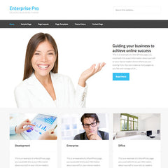 StudioPress Enterprise Pro Genesis WordPress Theme