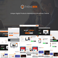 Themebox – Digital Products Ecommerce WordPress Theme
