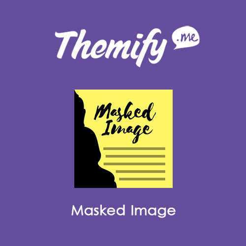 Themify Builder Masked Image