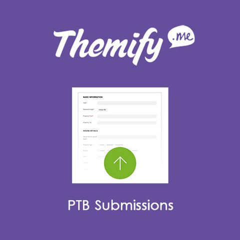 Themify Post Type Builder Submissions
