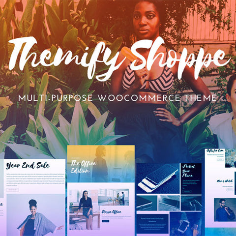 Themify Shoppe WooCommerce Theme