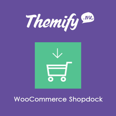 Themify WooCommerce Shopdock