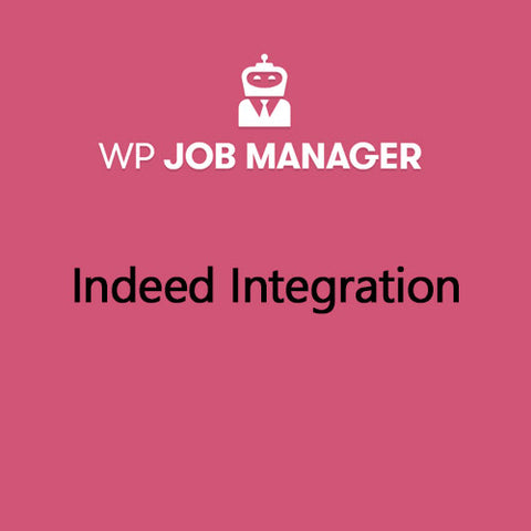 WP Job Manager Indeed Integration Addon