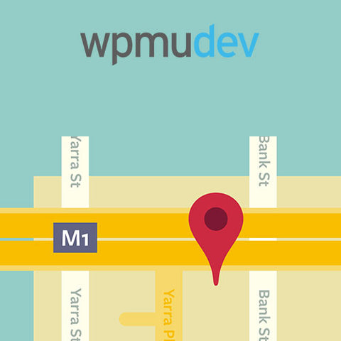 WPMU DEV Google Maps