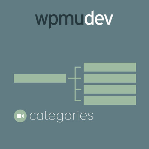 WPMU DEV Site Categories