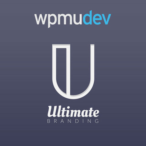 WPMU DEV Ultimate Branding