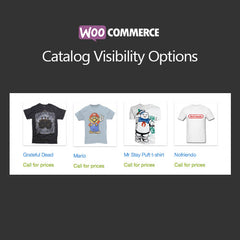 WooCommerce Catalog Visibility Options