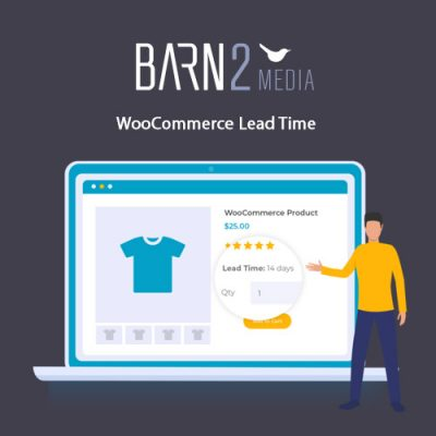 WooCommerce Lead Time By Barn