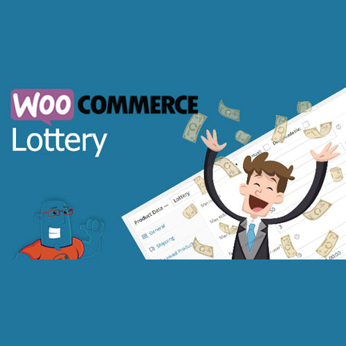 WooCommerce Lottery – WordPress Competitions and Lotteries