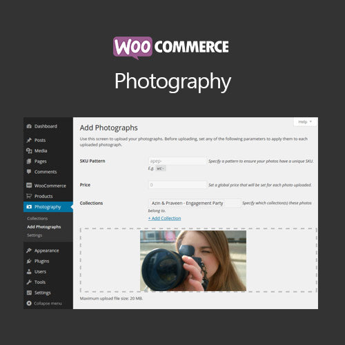 WooCommerce Photography